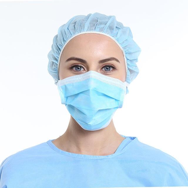 Ввоз медицинских масок и их импорт в Россию