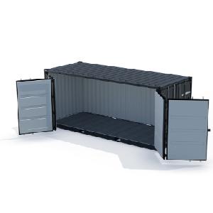 Open Side контейнеры